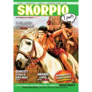 SKORPIO N. 2087