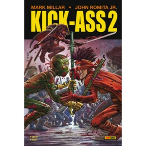 Panini Comics Presenta - N° 30 - Kick Ass 2 4 (M4) - Panini Comics