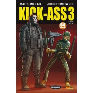 Panini Comics Presenta - N° 42 - Kick-Ass 3 #3 - Cover A - Panini Comics