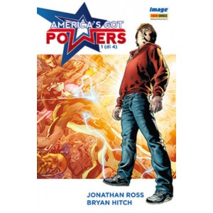 Panini Comics Presenta - N° 44 - America'S Got Powers 1 (M4) - Panini Comics
