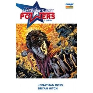 Panini Comics Presenta - N° 45 - America'S Got Powers 2 (M4) - Panini Comics