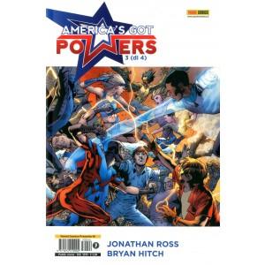 Panini Comics Presenta - N° 46 - America'S Got Powers 3 (M4) - Panini Comics