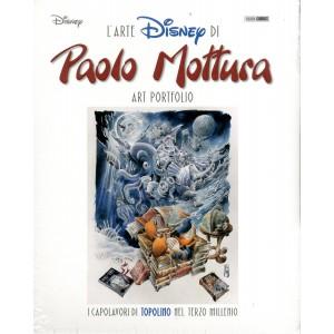 Portfolio Mottura Superstar - N° 1 - Topogol 19 - Panini Comics