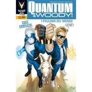 Quantum & Woody - N° 1 - Valiant Deluxe Presenta 1 - Panini Comics
