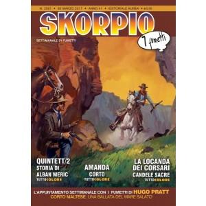 SKORPIO N. 2091