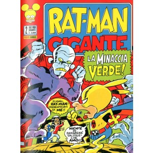 Rat-Man Gigante - N° 2 - Rat-Man Gigante - Panini Comics