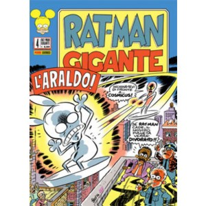 Rat-Man Gigante - N° 4 - Rat-Man Gigante - Panini Comics