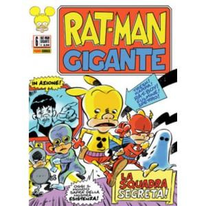 Rat-Man Gigante - N° 6 - Rat-Man Gigante - Panini Comics