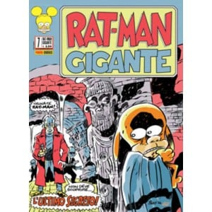 Rat-Man Gigante - N° 7 - Rat-Man Gigante - Panini Comics