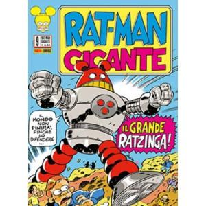 Rat-Man Gigante - N° 9 - Rat-Man Gigante - Panini Comics