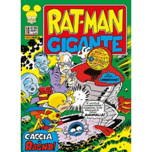 Rat-Man Gigante - N° 10 - Rat-Man Gigante - Panini Comics