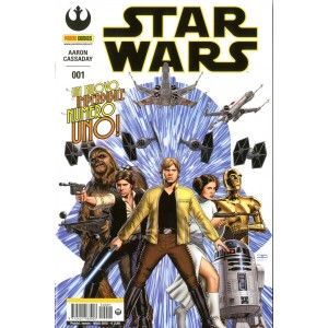 Star Wars Nuova Serie - N° 1 - Star Wars - Panini Comics