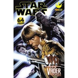 Star Wars Nuova Serie - N° 12 - Vader A Terra 1 - Panini Comics