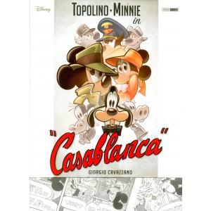 """Topolino Super Deluxe...Rist. - N° 1 - Topolino-Minni In """"Casablanca"""" - Panini Comics"""