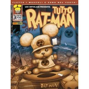 Tutto Rat-Man - N° 34 - Tutto Rat-Man - Panini Comics