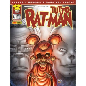 Tutto Rat-Man - N° 47 - Tutto Rat-Man - Panini Comics