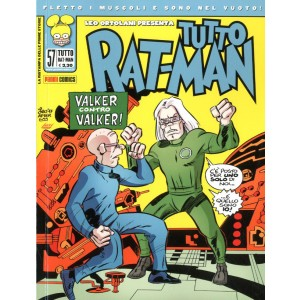 Tutto Rat-Man - N° 57 - Tutto Rat-Man - Panini Comics