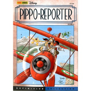 Definitive Collection - N° 15 - Pippo Reporter 4 (M4) - Pippo Reporter Panini Disney