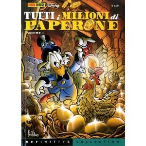 Definitive Collection - N° 16 - Tutti I Milioni Di Paperone 4 - Tutti I Milioni Di Paperone Panini Disney