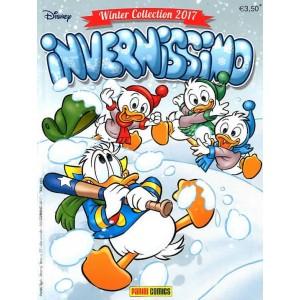 Disney Time - N° 77 - Invernissimo - Winter Collection 2017 - Panini Disney