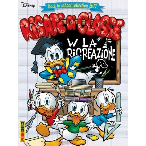 Disney Time - N° 81 - Risate Di Classe - Back To School 2017 Panini Disney