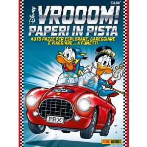 Disney Time - N° 84 - Vroooom! Paperi In Pista - Panini Disney
