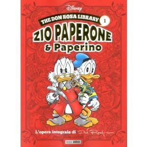 Don Rosa Library - N° 1 - Zio Paperone E Paperino 1 - Panini Disney