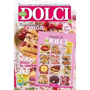 PIU' DOLCI CON VOLUMETTO N. 0202