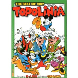 Piudisney - N° 73 - The Best Of... Topolinia 2017 - Panini Disney