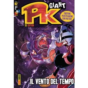 Pk Giant - N° 2 - Il Vento Del Tempo - Panini Disney