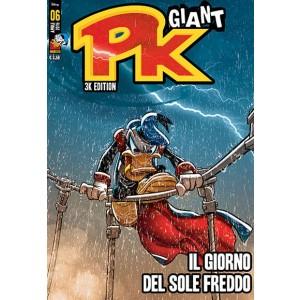 Pk Giant - N° 6 - 3K Edition - Panini Disney