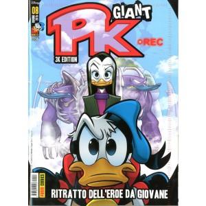 Pk Giant - N° 8 - 3K Edition - Panini Disney
