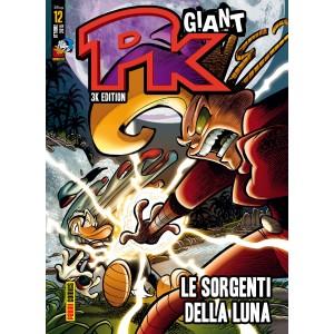 Pk Giant - N° 12 - Le Sorgenti Della Luna - Panini Disney