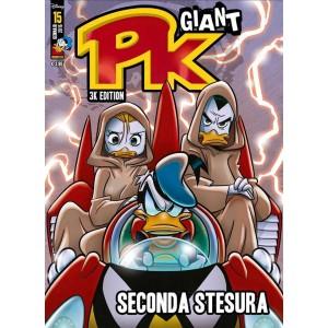 Pk Giant - N° 15 - Seconda Stesura - Panini Disney