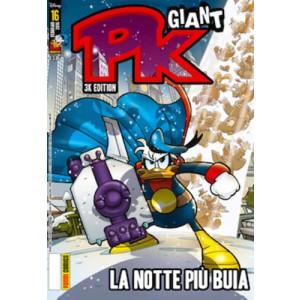 Pk Giant - N° 16 - La Notte Piu' Buia - Panini Disney