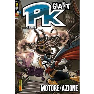 Pk Giant - N° 18 - Motore/Azione - Panini Disney