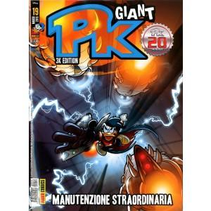 Pk Giant - N° 19 - Manutenzione Straordinaria - Panini Disney