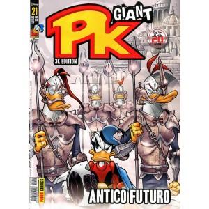 Pk Giant - N° 21 - Antico Futuro - Panini Disney