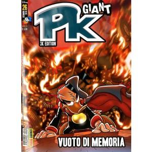 Pk Giant - N° 26 - Vuoto Di Memoria - Panini Disney