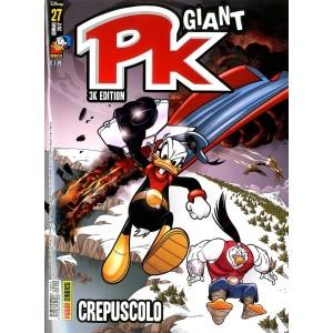 Pk Giant - N° 27 - Crepuscolo - Panini Disney