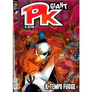 Pk Giant - N° 29 - Il Tempo Fugge - Panini Disney