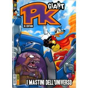 Pk Giant - N° 30 - I Mastini Dell'Universo - Panini Disney