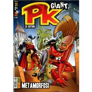 Pk Giant - N° 31 - Metamorfosi - Panini Disney