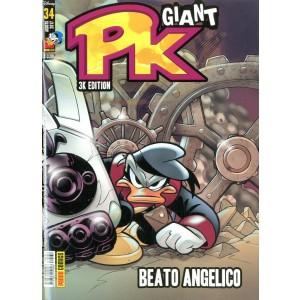 Pk Giant - N° 34 - Beato Angelico - Panini Disney