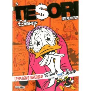 Tesori International - N° 5 - Lesplosivo Paperoga! - Panini Disney