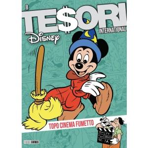 Tesori International - N° 8 - Tesori International - Panini Disney