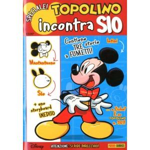 Topolino Incontra Sio - Topolino Incontra Sio - Panini Disney