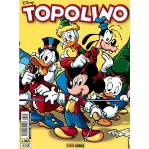 Topolino Libretto - N° 3023 - Topolino Libretto Variant Cover A 4 Ante - Variant Cover Panini Disney