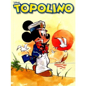 Topolino Libretto - N° 3197 - Topolino Libretto Variant Cover - Variant Cover Panini Disney
