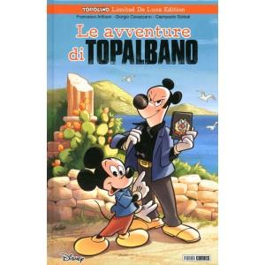 Topolino Limited De Luxe Edition - N° 3 - Le Avventure Di Topalbano - Panini Disney